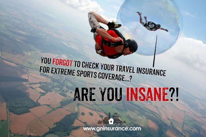 Good Neighbor Insurance, adventure sports, motocross, travel medical insurance, overseas insurance,