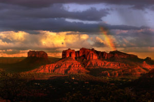 Visit the great outdoors in Sedona, Arizona