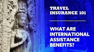 Additional travel benefits with international travel insurance