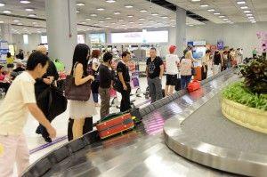 Get travel insurance before flying into Bangkok International airport