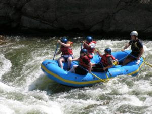 Arizona insurance may cover white water rafting