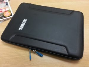 Thule armored laptop case sleeve