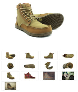 Lems Boulder boots travel shoes