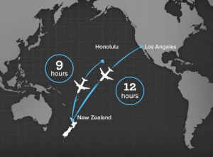 New zealand a vacation destination