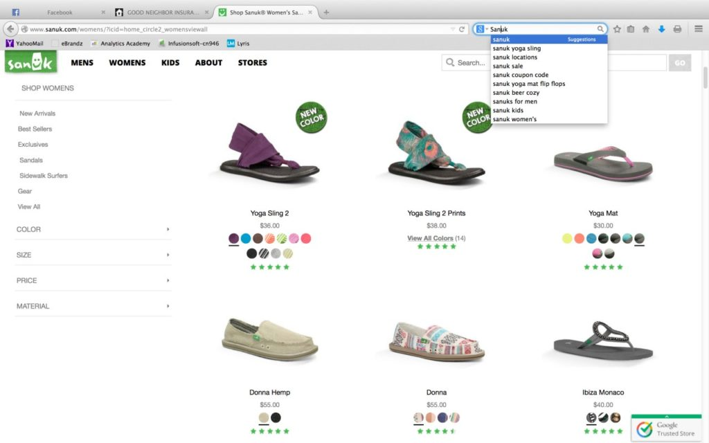 Snauk womens shoe styles