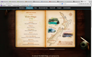 Interactive map to new zealand hobbit and LotR locations