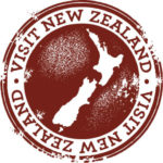 Visit New Zealand Hobbit stamp