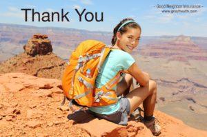 Thank you - Good Neighbor Insurance