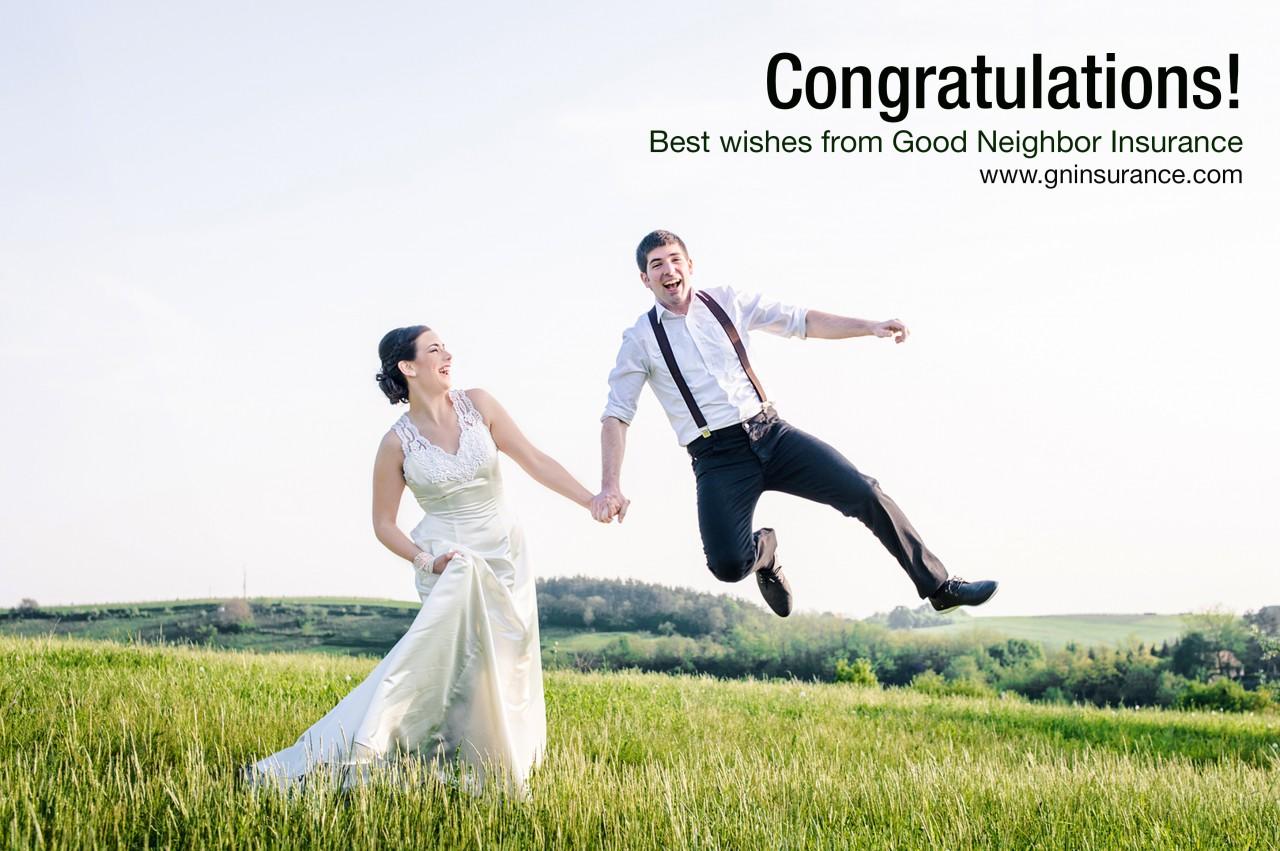 Wedding Day Insurance: Good Neighbor Insurance Travel Insurance
