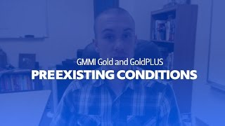 Pre-existing Conditions - GMMI Gold