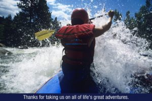 Adventure sports insurance through Good Neighbor Insurance