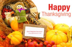 Happy Thanksgiving from your GNI Team Members