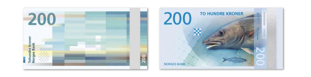 Norways Kroner - Best designed currency