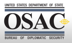 Overseas Security Advisory Council logo