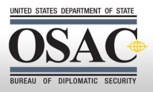Overseas Security Advisory Council logo
