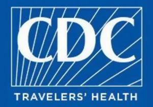 CDC Traveler's Health logo