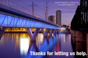 Thank you! - from Good Neighbor Insurance