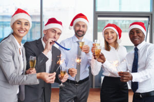 Understanding christmas party etiquette in America