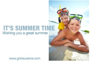 Welcome to summer - Good Neighbor Insurance