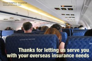 Thank you from Good Neighbor Insurance