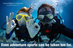 Travel insurance with sports cover - www.gninsurance.com