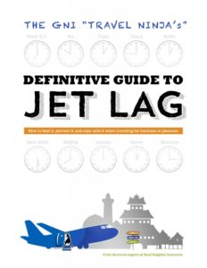 Free guide on preventing jet lag