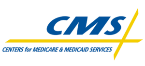 logo for the CMS