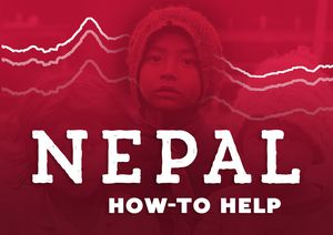 Nepal - How to Respond - How to volunteer