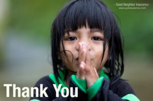 Thank you from GNI!