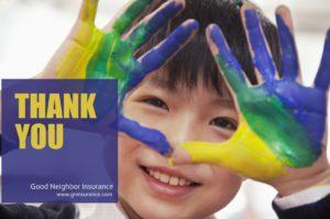 GeoBlue and Good Neighbor Insurance thank you!