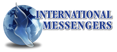 International Messengers logo