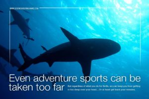 Sports travel insurance for your adventure sports travel from GNI!