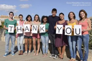 Thank you from GNI
