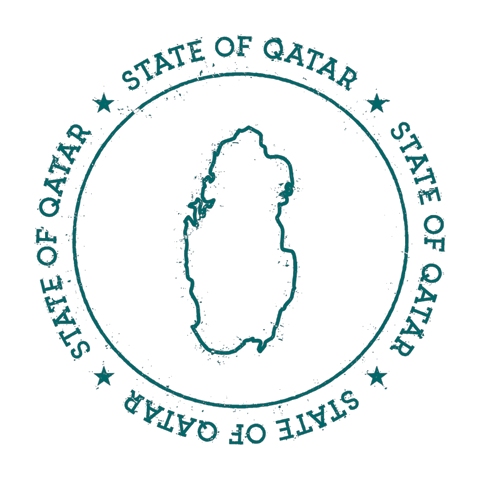 Qatar seal of state