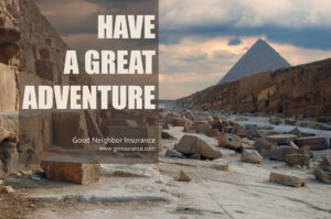 Have a great adventure from GNI!