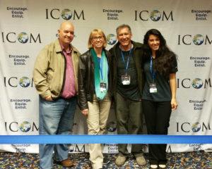 ICOM2016 ICOM missions Conference