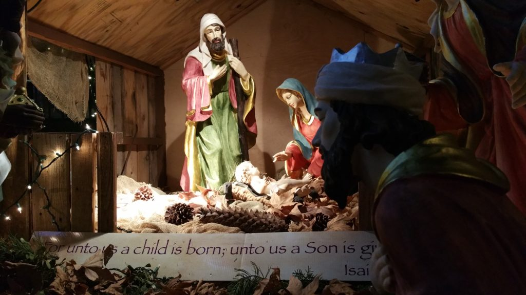 Celebrate Christmas January 7?