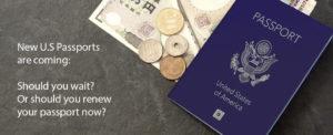 New U.S. Passports are coming