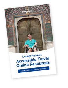 Guide to accessible travel - travel with disabilities