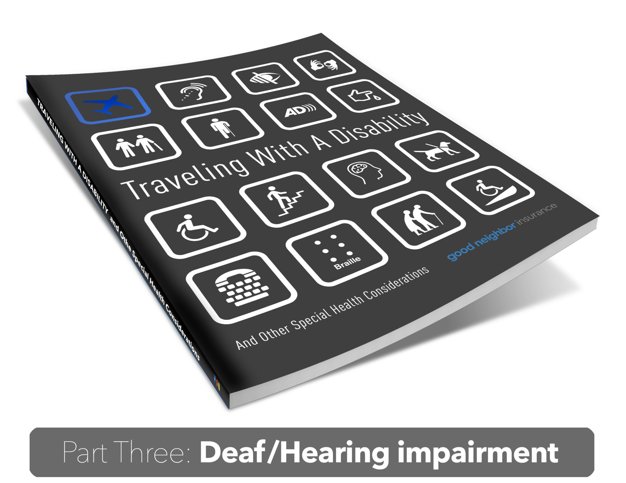 A Guide to Deaf Travel with a disability - hearing deaf