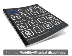Travel with a physical disability mobility disability
