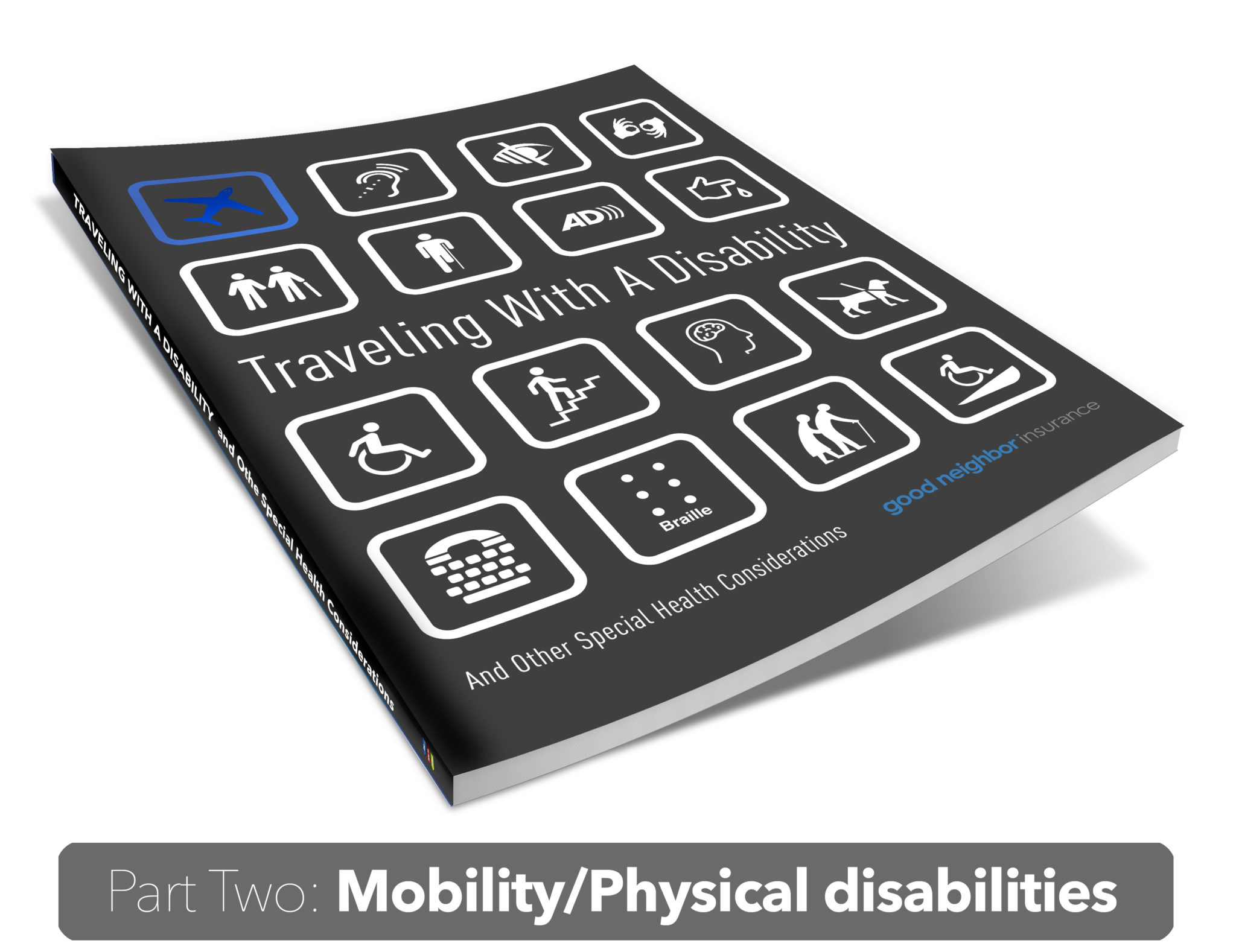 Mobility Impairment - Tips Advice