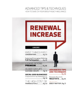 Free group health insurance special report contents