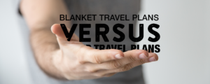 Blanket travel insurance versus group travel insurance plans
