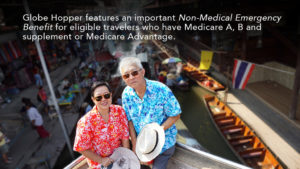 About the non-medical emergency benefit for travel insurance for those over 65