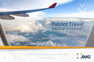 Patriot International Travel Insurance with personal liability