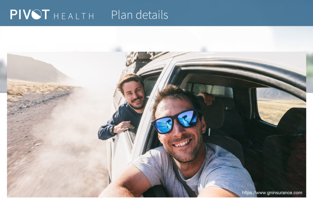 Pviot short-term health insurance