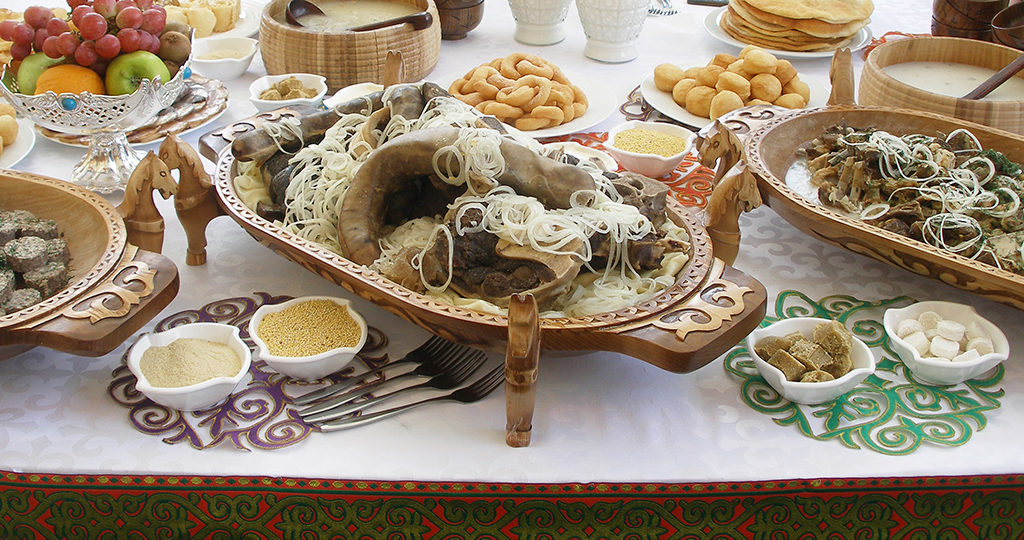 Thanksgiving in Mongolia