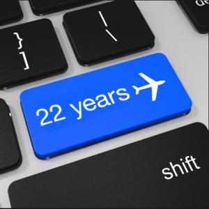travel insurance on internet return key on keyboard