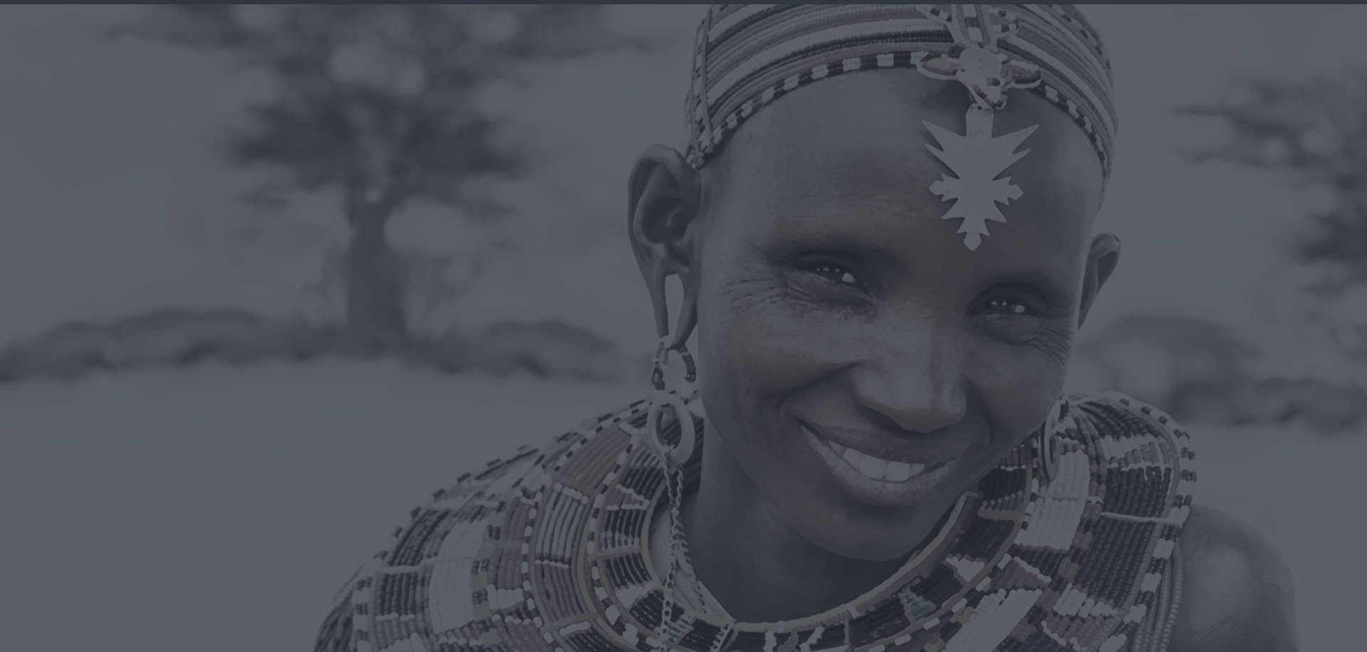 Image of Kenyan woman for good neighbor insurance | travel insurance